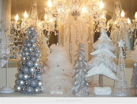 artistic white christmas theme party ideas lentine