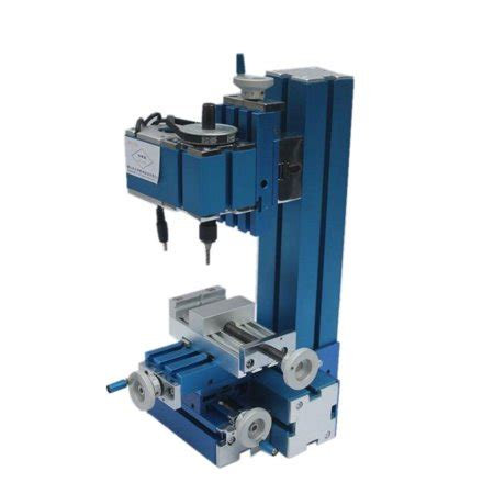 mini motorized lathe machine milling machine diy