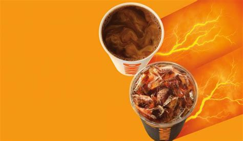 They offer 5 different varieties and the caffeine ranges from 153 mg to 186 mg per bottle. Dunkin' Launches 'Extra Charged Coffee' with 20 Percent More Caffeine   QSR magazine