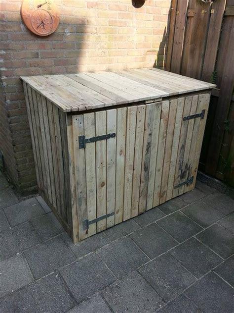 Tutorial: Pallet Storage Bin Project   99 Pallets