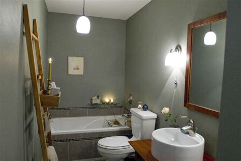 Windowless Bathroom Paint Colors by Homeofficedecoration Spa Bathroom Colors