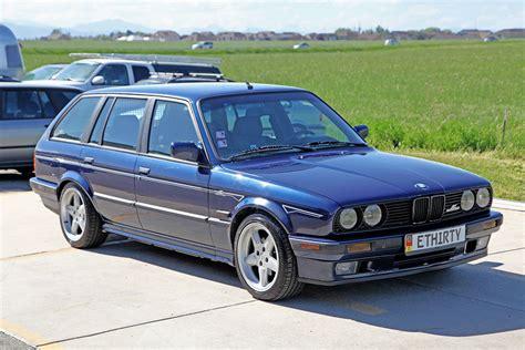 bmw 318 touring 1990 bmw e30 325i touring ac schnitzer tribute glen
