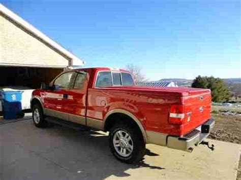 Find Used 2004 Ford F-150 Lariat Extended Cab Pickup 4