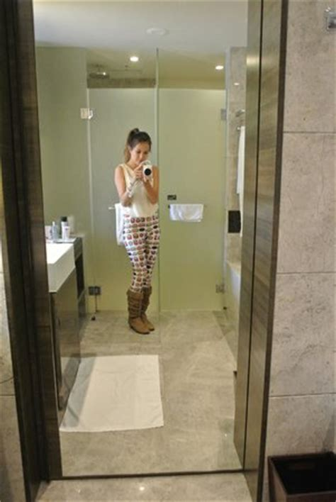 floor mirror hong kong lvl 20 superior room bathroom full length mirror picture of crowne plaza hong kong kowloon