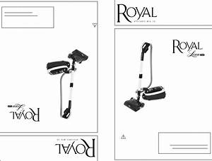 Download Royal Vacuums Vacuum Cleaner S20 Manual And User
