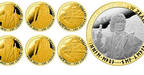Hobbit Coins To Become Legal Tender In New Zealand