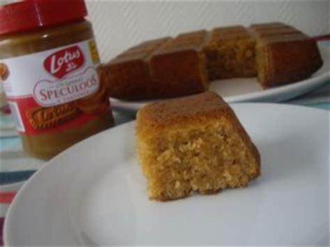 les recettes de la cuisine de asmaa gâteau à la pâte à speculoos les recettes de la cuisine