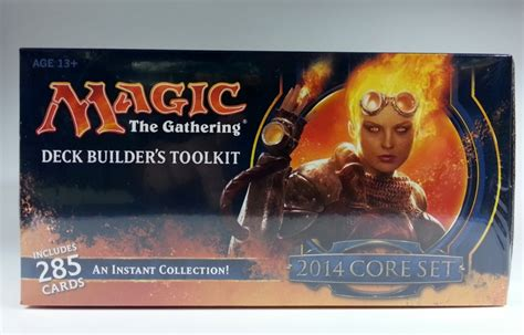 Deck Builders Toolkit 2017 by Deck Builder S Toolkit 2014 Englisch Mtg Magic Deckbau Box