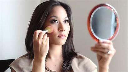 Debes Errores Polvo Maquillaje Evitar Aplicarte Exceso