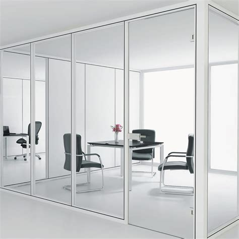 clover glass high wall ii arnolds office furniture