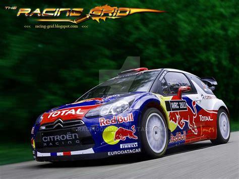 Citroen Ds3 Wrc Wallpaper 2 By Racinggrid On Deviantart