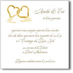 modele felicitation mariage modele carte de visite mariage document