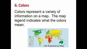 Six Elements Of A Map That Everyone Should Know