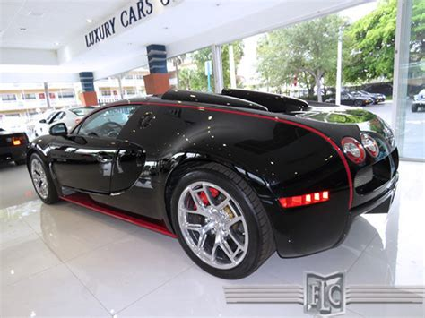 Florida Dealer Has Two Bugatti Veyrons For Sale
