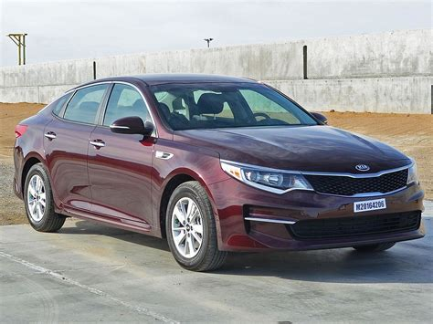 2016 Kia Optima Reviews And Rating
