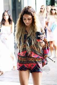 Shorts: vanessa hudgens, blouse, vanessa hudgens, jumpsuit ...