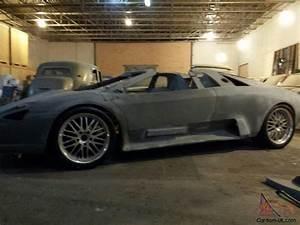 Lamborghini Murcielago replica kit car