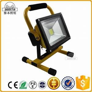 W led rechargeable floodlight buy