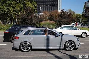 Audi Rs3 Sportback 2017 : audi rs3 sportback 8v 2018 17 september 2017 autogespot ~ Medecine-chirurgie-esthetiques.com Avis de Voitures