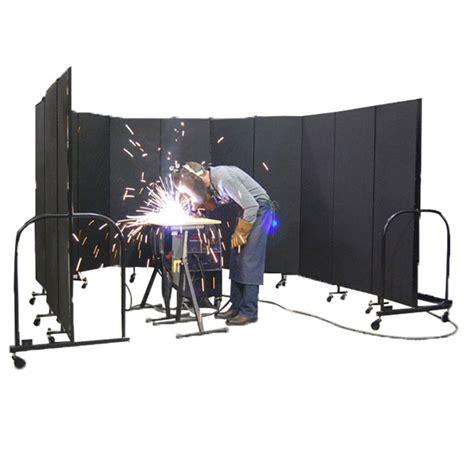 portable welding screens schoolsin