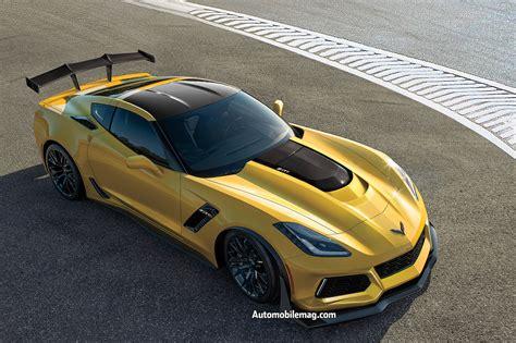 2019 Chevrolet Corvette Zr1 To Debut At 2017 Dubai Motor