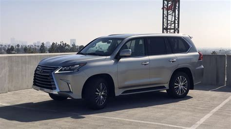 lexus lx  review age  wisdom roadshow