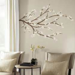 white blossom branch  embellishments