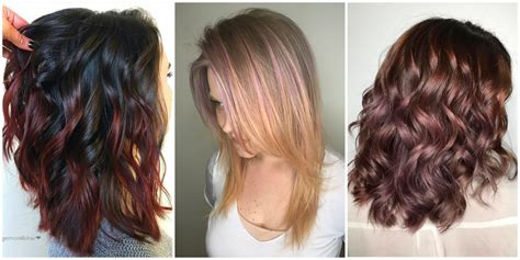 Colors For Hair by 15 Subtle Hair Color Ideas 15 Ways To Add A Pretty Touch