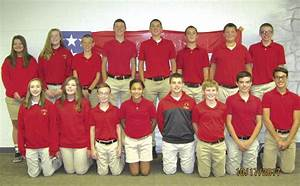 St. Mary's Eighth Graders Participate In VFW Patriot's Pen ...