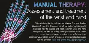 Manual Therapy Student Handbook  Assessment And Treatment