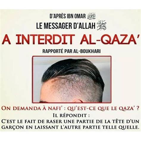 Coiffure Homme Islam