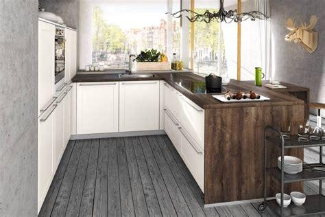 Küchen U Form by K 252 Chenformen Vergleich Ideen F 252 R Die Planung