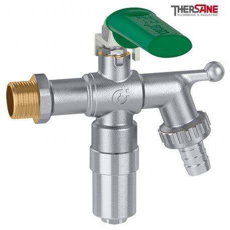 robinet de jardin antigel automatique