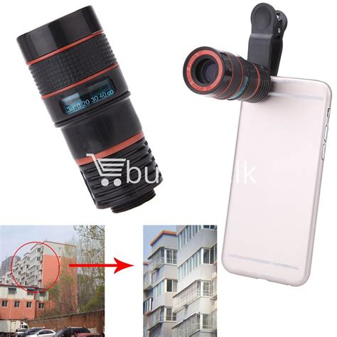 deal universal special design  zoom phone lens