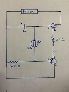 Circuit Diagram For Laser Security Alarm