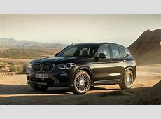 The new Alpina XD3 is your subtle 516lb ft superSUV Top