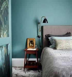 Déco Chambre Bleu Canard : deco bleu canard et or ~ Melissatoandfro.com Idées de Décoration