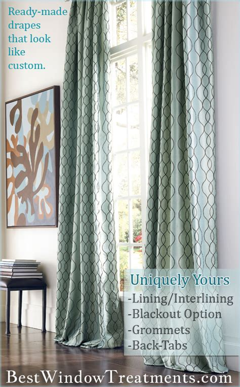 shop curtains drapes  fabric blackout lining options