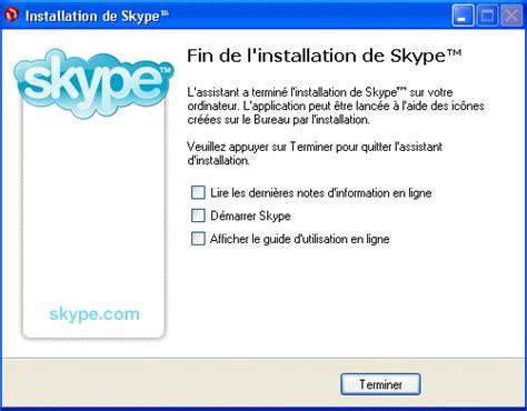 skype de bureau tutoriel skype