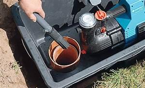 Brunnen Bohren Maschine : brunnen bohren wasser im garten teich bild 46 ~ Whattoseeinmadrid.com Haus und Dekorationen