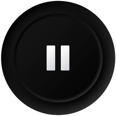 11301 play pause button png pause icon myiconfinder