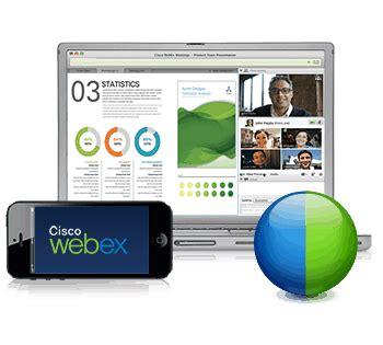 piranti selaras menyediakan cisco webex meetings