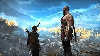 God War 4k Games Wallpapers Kratos Rdr2