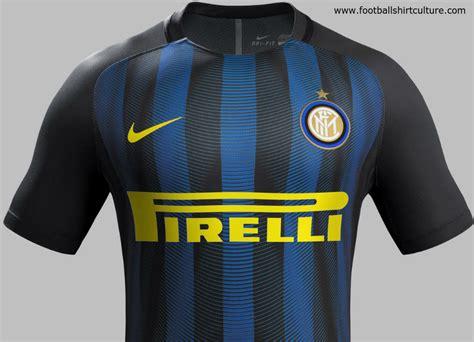 Inter Milan 16/17 Nike Home Kit | 16/17 Kits | Football ...