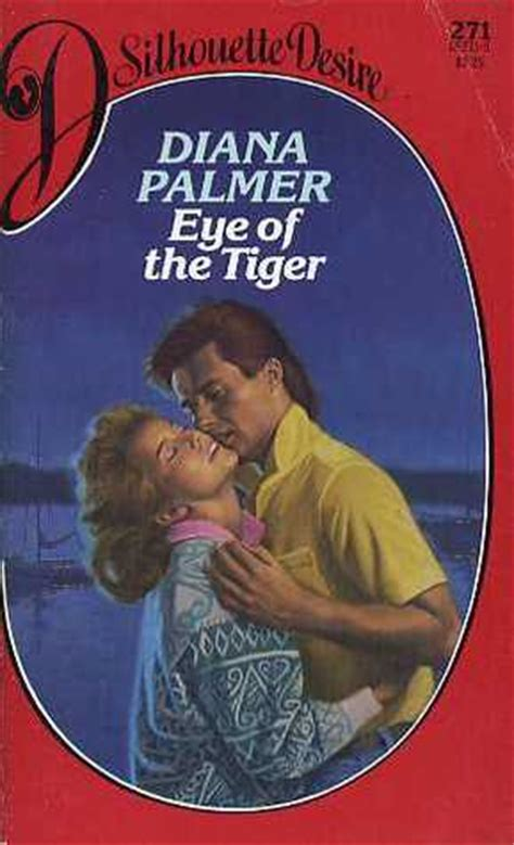 eye   tiger  diana palmer