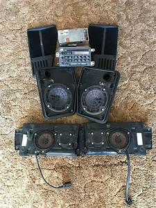 Fs  For Sale  Complete Bose Gold Stereo System Am  Fm Radio - Corvetteforum