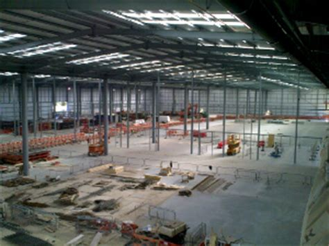 warehouse cleaning industrial cleaning contractors