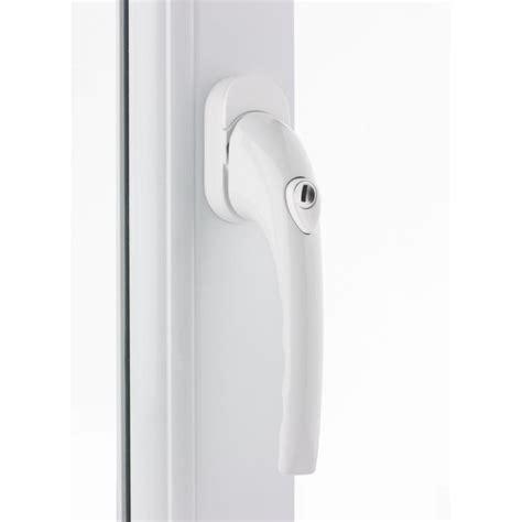 tilt turn window handle tbt mm locking white