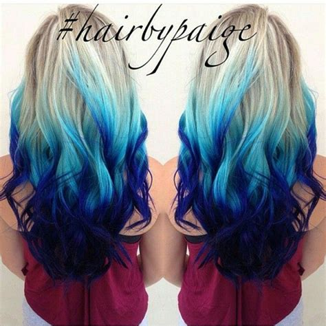 hair tips dyed ideas  pinterest