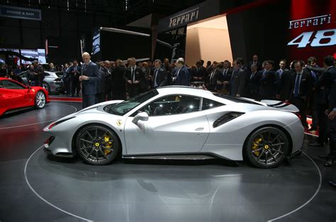 711bhp Ferrari 488 Pista Shown At Geneva Autocar